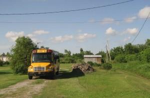 Mississippi Delta, Plaquemines Parish, Louisiana; photo by Bill Scheffel