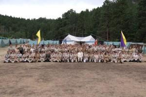 Kasung at the 2008 Magyal Pomra Encampment