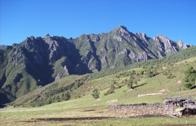 Garuda Mountain