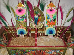 Traditional Losar Offering