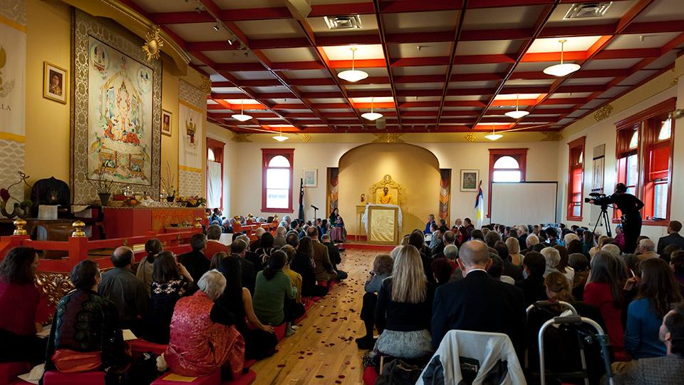 Shambhala Day celebration in Boulder 2011