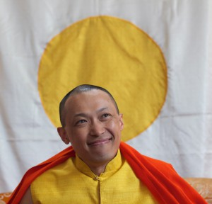 Sakyong Mipham Rinpoche. Photo by Michael Wood.