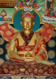 Taksham Nuden Dorje, photo by Christoph Schonherr