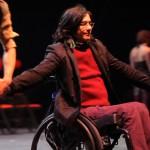 Fabrice Champion, toujours artiste trapéziste dans l'âme (trapeze artist still in the soul)