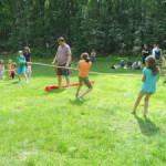 Midsummer Day: Juniper Smoke and Ladder Golf