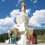 Stupa Tears: Transforming Our World