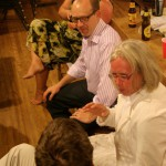 Bonding: Cecilia Driscoll, Jeffrey Stevens, Susan Morin, Michael Weiss