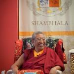 Vivid Awareness in Shambhala