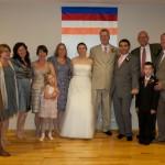 Walker Blaine Patricia Kirigin Wedding