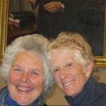 Susan Dreier and Pamela Krasney