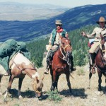 The Medicine Bow on Horseback, part 2