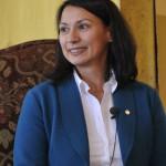 Boulder Director Ulrike Halpern