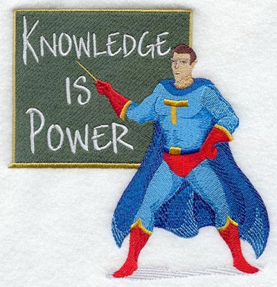 Admission essay writing knowledge is power