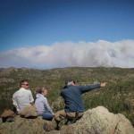 Update on Fire Near Shambhala Mountain Center