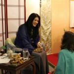 Sakyong Wangmo visits St. Johnsbury