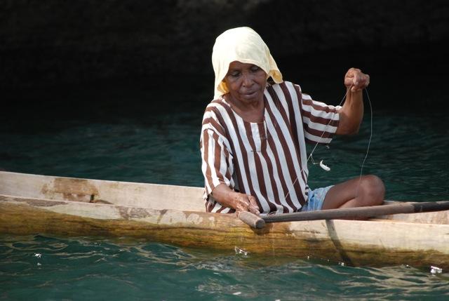 Papua Islands, photo by Silicon Valley Shambhala member Julia Grey