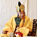 H.E. Namkha Drimed Rinpoche Performs Gesar Puja for Shambhala
