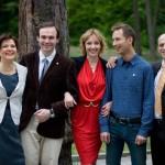 joyful warriors - Katarzyna, Przemyslaw, Katya, Philip, Orest