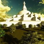 Maha Bodhivastu:The Great Mandala for World Peace