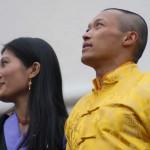 Sakyong and Sakyong Wangmo Expecting Second Child