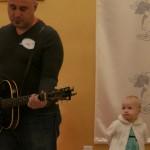 Jim Infantino singing
