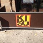 KiSo restaurant, on route to Subway on 116th Street, NY, NY