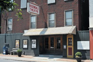Rosendale Theater, courtesy of David Morris Cunningham