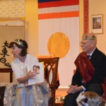 Shambhala King and Queen read a story
