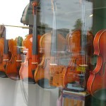 Visually Violins, photo by David Brown, Halifax