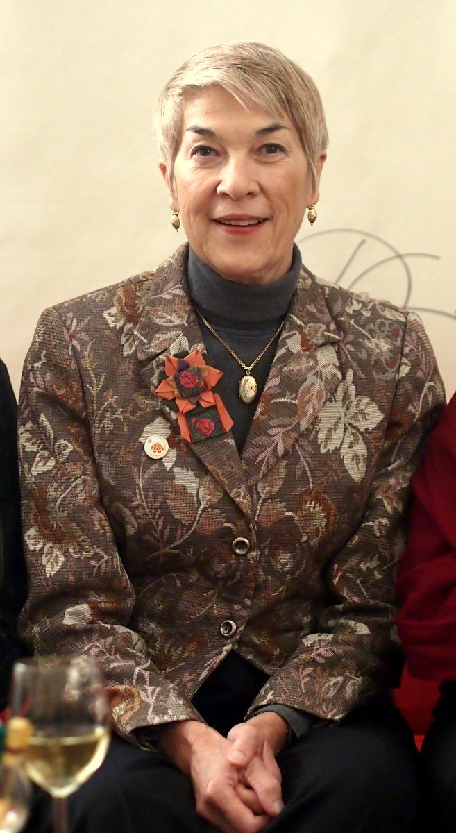 Marcia Wang Shibata