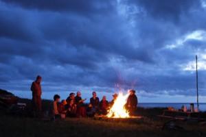 SummerCampfire