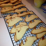 Warm Ashe cookies from Raven Fennell, White River Junction