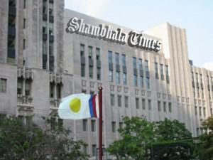 Shambhala Times new building