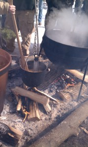 Maple Syrup cooking