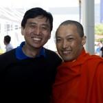 Sakyong Hosted at Google