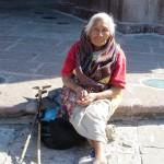 woman in San Miguel de Allende, photo by Cara Thornley