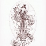 Yeshe Tsogyal: Lady Warrior of the Sakyong Lineage