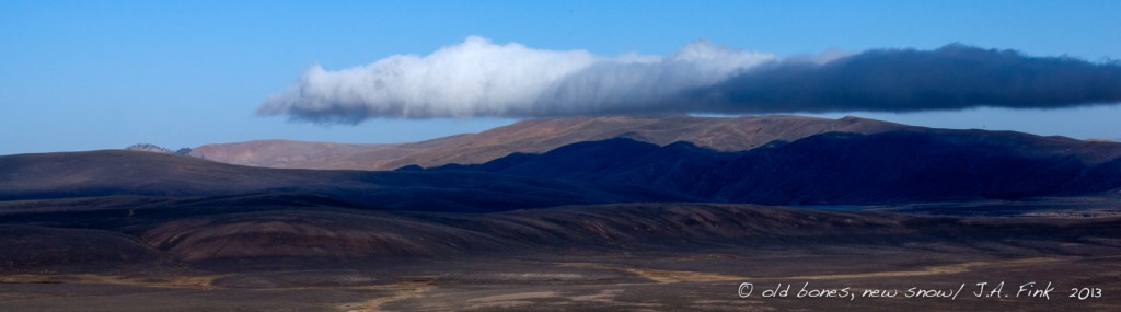 2 tone cloud by Jeff Fink