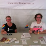 Ottawa Shambhala Centre participation in Capital Pride