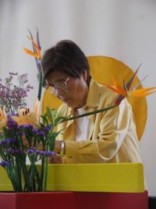 Watanabe Sensei, photo by  Sarah Shima