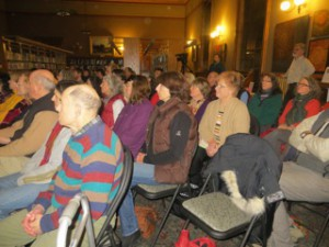 Audience for NPR Documentary by Cara Thornley