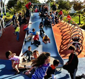 Helen Diller Playground