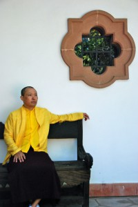 Sakyong Mipham Rinpoche at Casa Werma, photo by Pablo Coddou