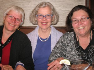 Judy Lief, Emily Sell, Carolyn Gimian