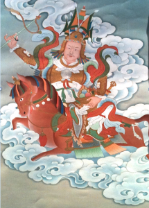 Gesar and the Warrior Song of Drala
