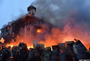 photo courtesy of APF/Getty, BBC News