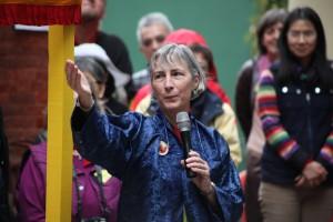 Marpa Foundation Director Elizabeth Callahan