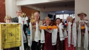 Long-life offerings; Juanita Evans, Walker Blaine, Shastri Samten Kobelt, Irini