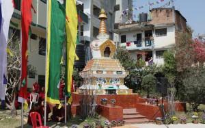 Tara stupa