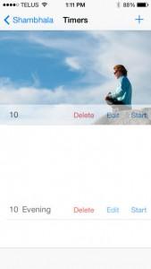Meditation App 2